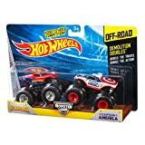 Hot Wheels Monster Jam Demo Doubles, Styles May Vary