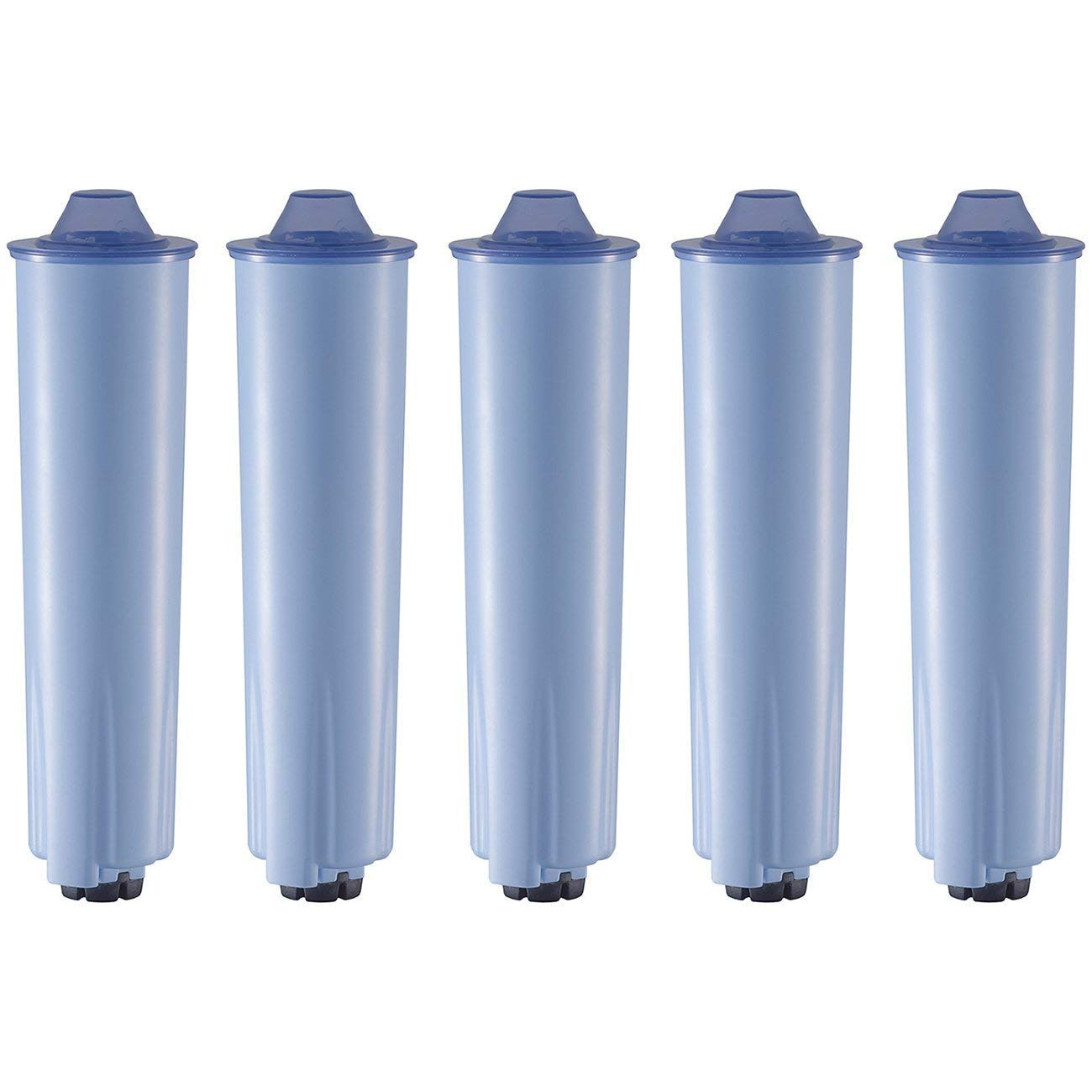 5 -Pack Uniwater Water Filter Cartridges for Jura ENA/Claris blue coffee machines