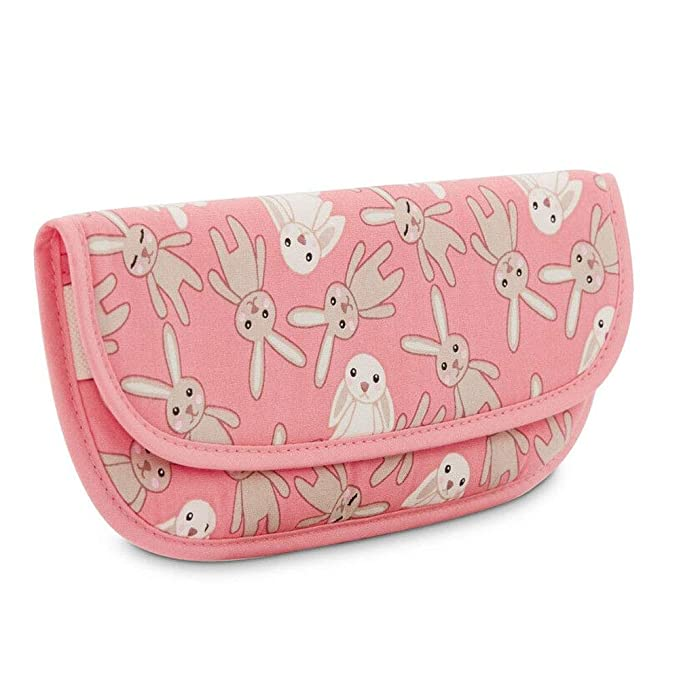 Amazon.com: NaRaYa Bunny - Estuche con diseño de gafas: Clothing