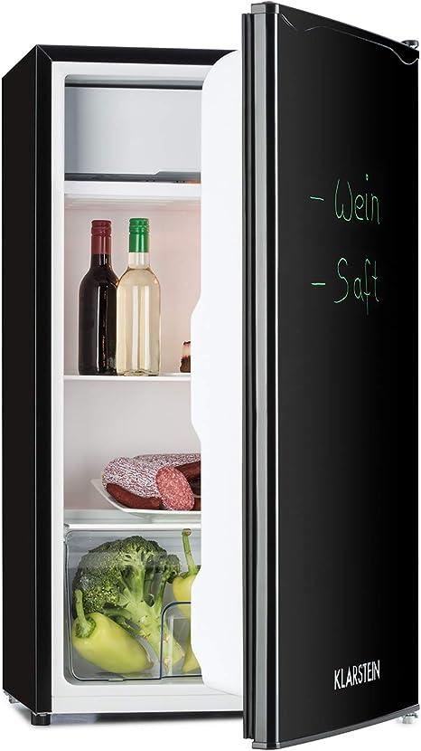 KLARSTEIN Spitzbergen Uni - Nevera, refrigerador, Marcador para ...