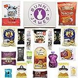 Premium Natural, Organic, Non-GMO Gourmet Healthy Sweet Snacks Harvest Box