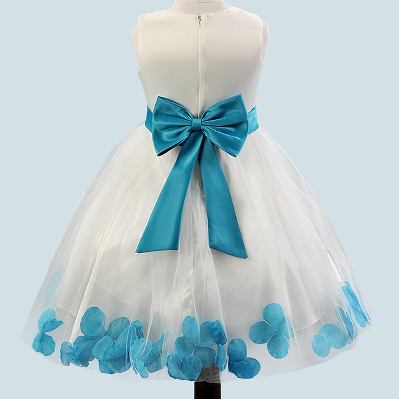 Amazon.com: Amurleopard Girls Kids Wedding Party Darling Petals ...
