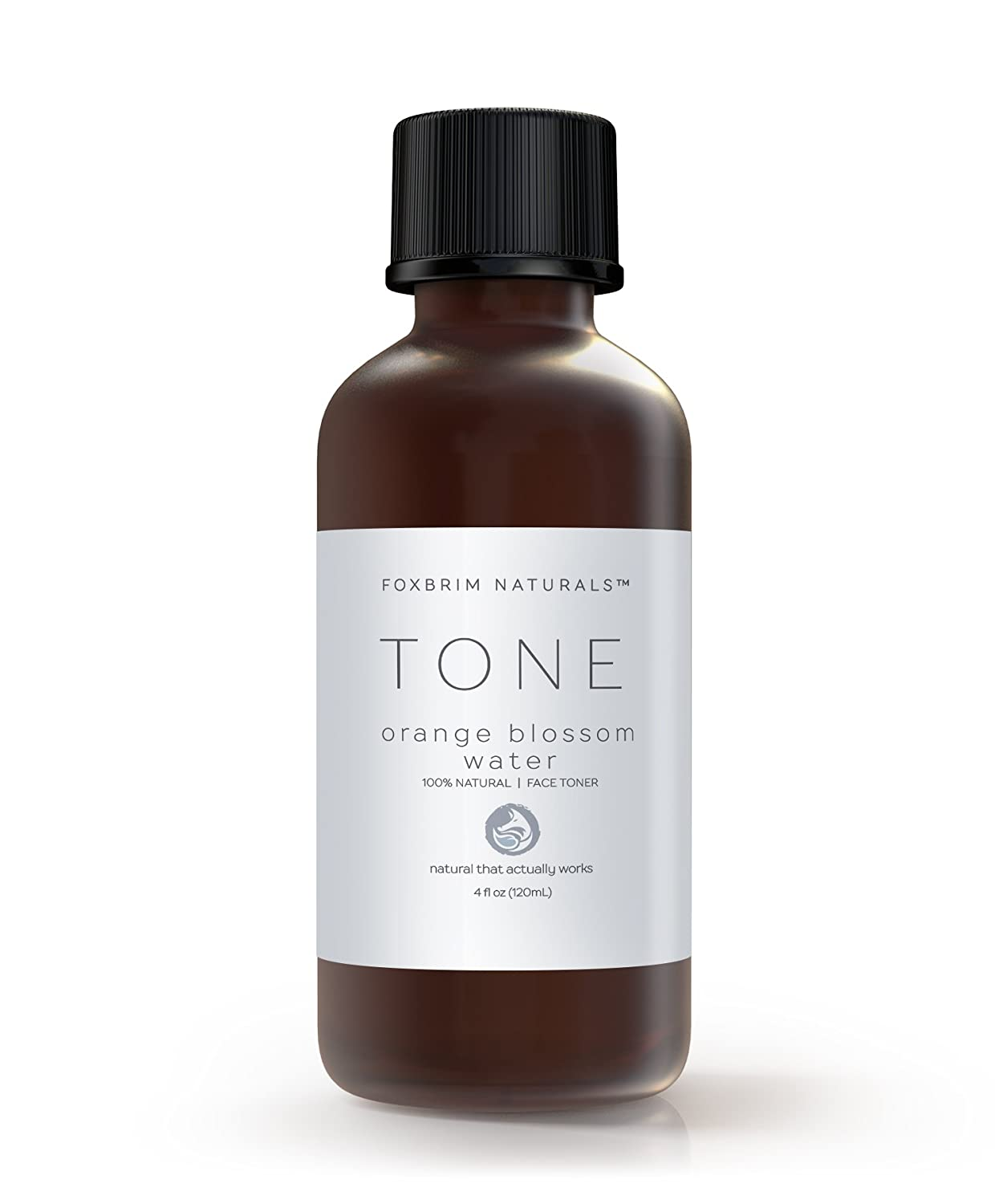 Orange Blossom Water Toner - 100% All-Natural Face Toner - Beautiful Floral Water - To Tone & Refresh Skin - Balance pH and Skin Moisture - Alcohol Free - Imported from Morocco - Renowned Neroli Distillate/Hydrosol - Perfect For A Complete Beauty Regim