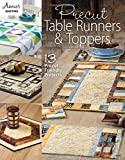 Precut Table Runners & Toppers (Annie's Quilting)