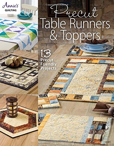Price comparison product image Precut Table Runners & Toppers (Annie's Quilting)