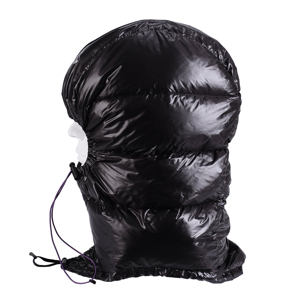 Camping & Hiking Beautiful Windproof Camping Tent Sleeping Bag Sleeping Hat Winter Thermal Down Cap Trooper Hunting Trapper Hat Unisex W/ Compression Sack