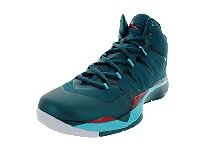 Nike Jordan Men's Jordan Super.Fly 2 Dark Sea/Gym Red/Gmm Blue