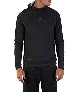 f4566008eb390 Nike Mens Jordan 23 Alpha Therma Pull Over Hoodie at Amazon Men s ...