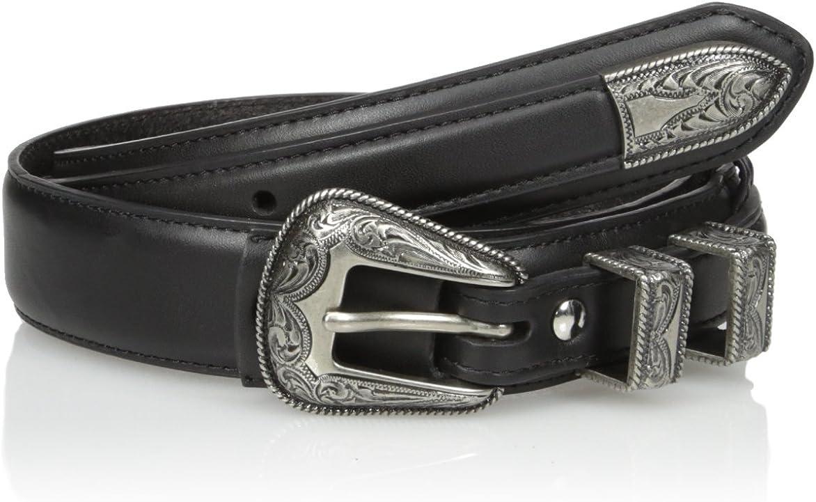 Nocona Men's Black Basic Ranger Belt