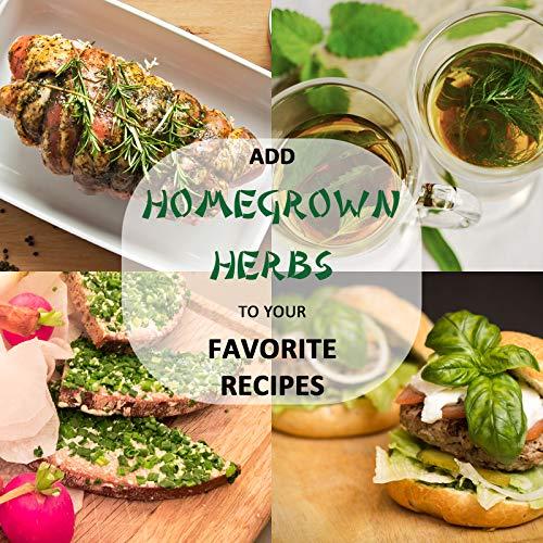 KORAM Herb Garden Kit Growing Kit Gardening Starter Set- 10 Herbs Grow from Organic Seeds Indoor Herb Kit with Everything a Gardener Needs for Growing Herbs Indoors, Kitchen, Balcony, Window Sill by KORAM (Image #5)
