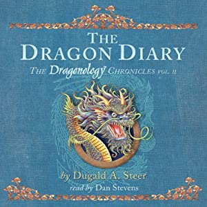 The Dragon Diary Hörbuch