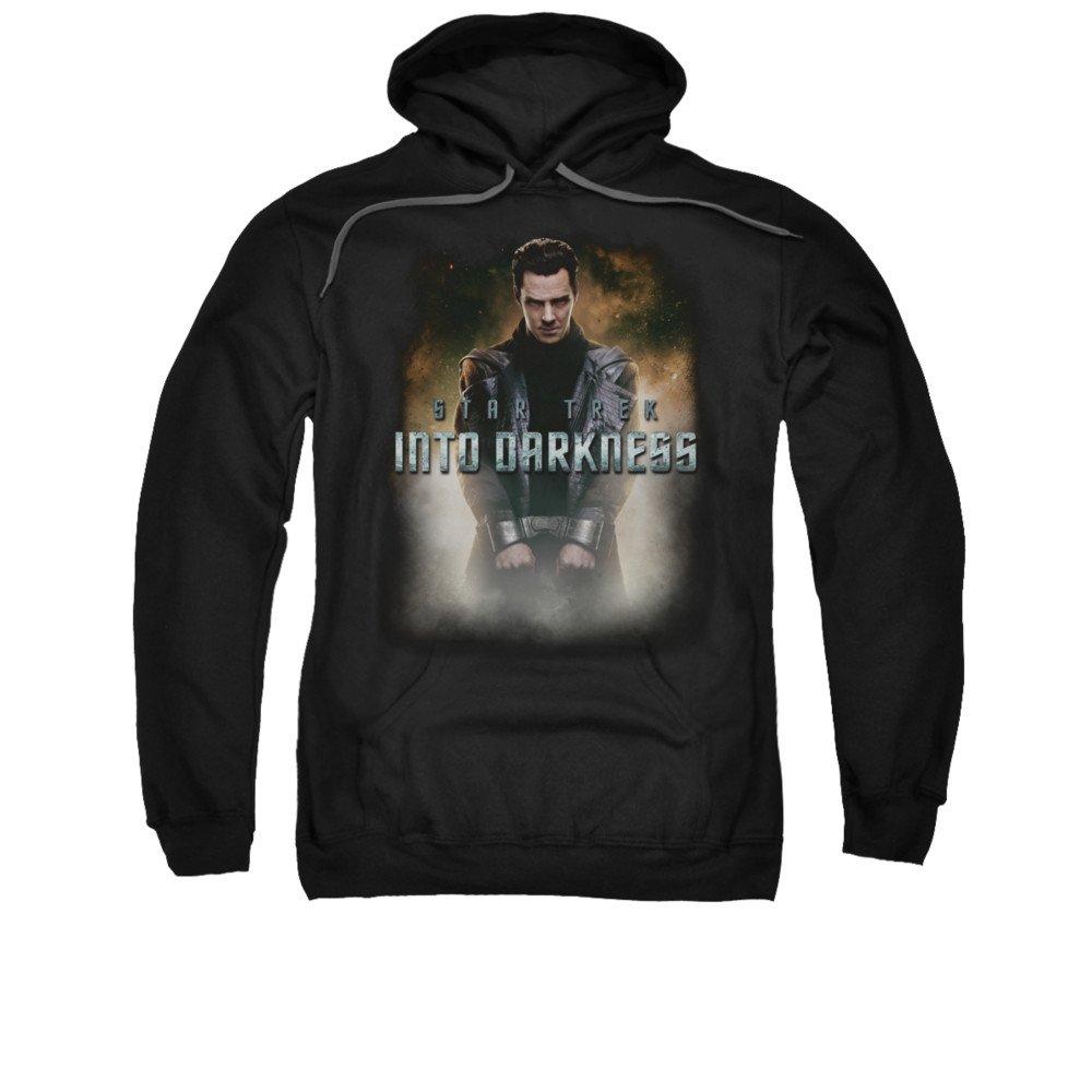 Star Trek Next generation tv-serie dunkelheit harrison hoodie für Herren