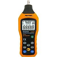 agoka ms6208a tacómetro digital Contacto Medidor de velocidad