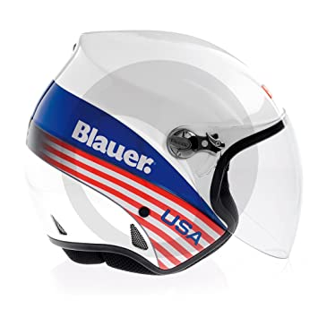 Blauer - Casco Boston Graphic 4XS multicolor