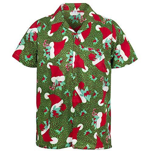 , VHO-Christmas Hats, green, XS ()