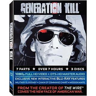 Generation Kill BD [Blu-ray] (Sous-titres franais) (B001IFZL50) | Amazon price tracker / tracking, Amazon price history charts, Amazon price watches, Amazon price drop alerts