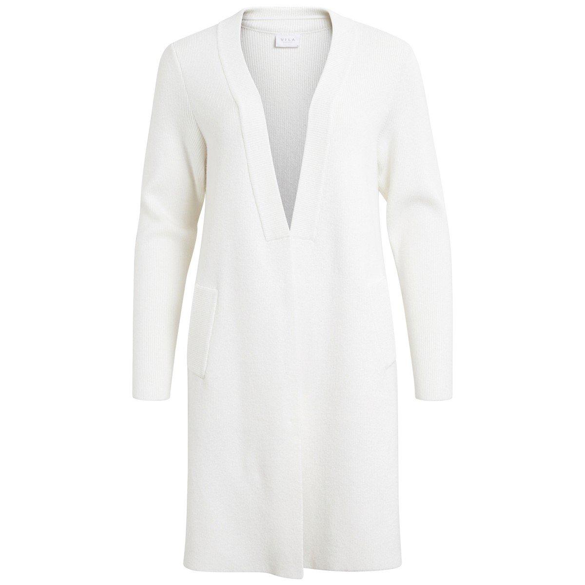 Vila Womens Jumper/Sweater Style Cardigan&Nbsp; Beige Size S by La Redoute