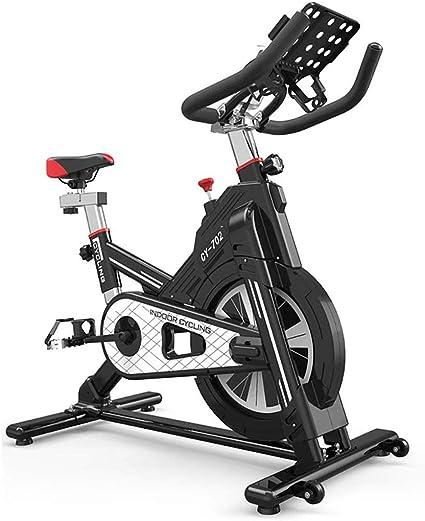 YHSFC Ciclismo Indoor, Bicicleta De Spinning, Ultra Silencioso ...