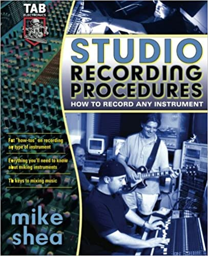 _PORTABLE_ Studio Recording Procedures. elegant Please LEBEN problem presento world