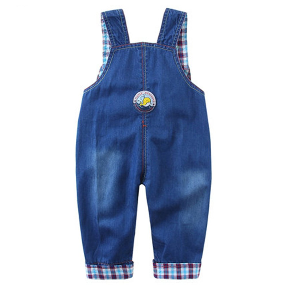 Kidscool baby soft denim adjustable overalls with cartoon bear clothing jpg  1000x1000 Cartoon overalls adc61d7506dd