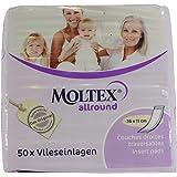 Karton MOLTEX allround Hygiene Einlagen 50er Beutel 36x11cm Inkontinenz Vorlagen Damen u Herren