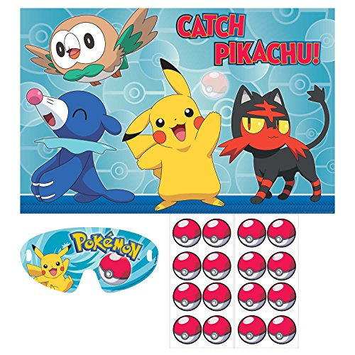 Favors, Prty Game Pokemon Core