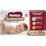 Huggies Supreme, Unisex, Etapa 2, 228 Pañales