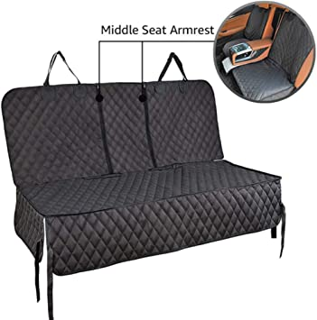 rear middle seat cushion