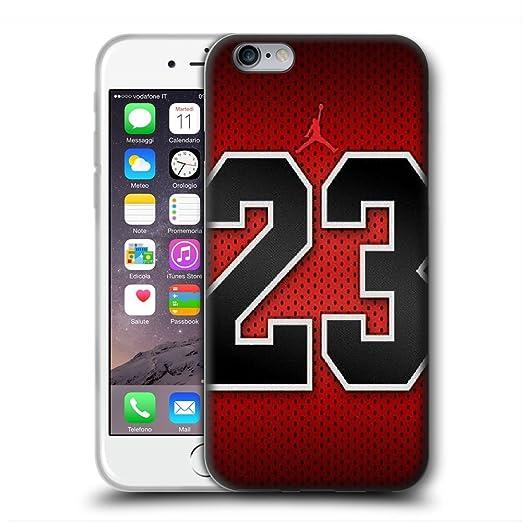 SDKMOVREQ Funda iPhone 7 Plus/Funda iPhone 8 Plus Case Michael J ...