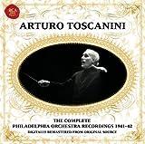 Complete Philadelphia Orchestra Recordings, 1941-1942 By Arturo Toscanini (Conductor),,Philadelphia Orchestra (Orchestra) (2006-11-14)