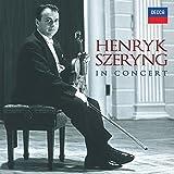 Henrik Szeryng-In Concert