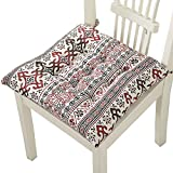 Only Faith 15.75inches Square Chair Cushion Pads Office Cushion Home Mat (6)