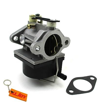 amazon com: xljoy tecumseh carburetor for 640065a 13hp 13 5hp 14hp 15hp  engine tractor carb: automotive