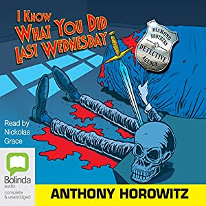 I Know What You Did Last Wednesday Audiobook