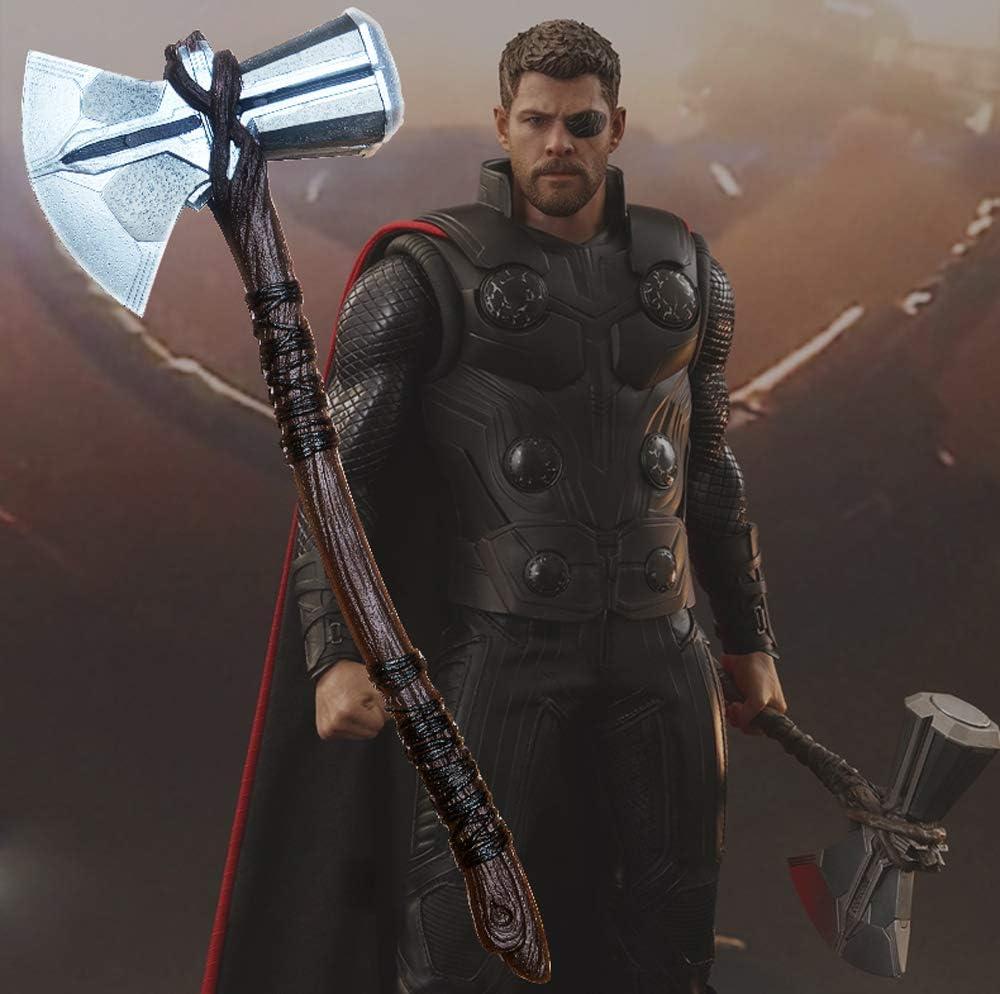 Amazon 2019 Avengers Endgame Thor Axe Stormbreaker Pu Form 72cm