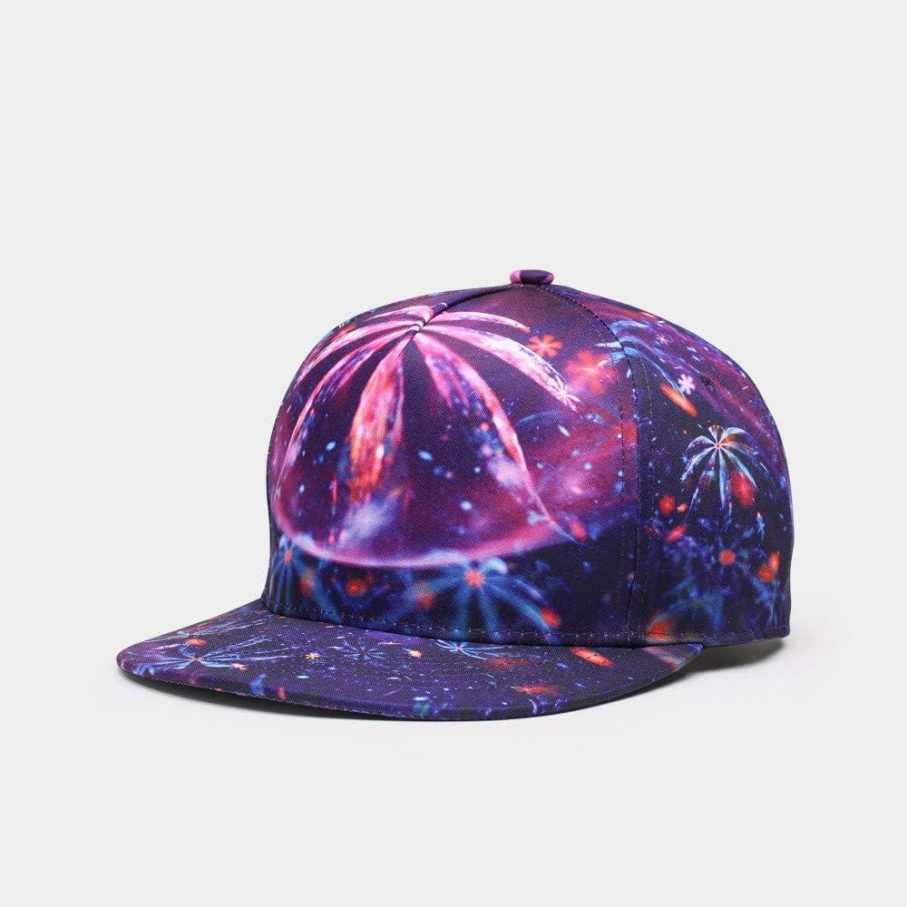 YUBUKE Baseball Cap Boys Outdoor Snapback Hat Casual Adjustable Dad Hat Hip Hop Hat