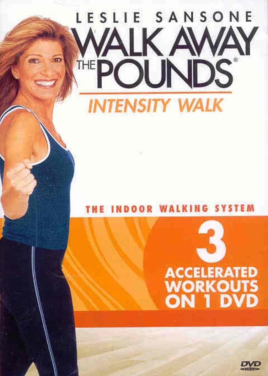 SANSONE;LESLIE INTENSITY WALK: WALK AWAY Leslie Sansone Good Times Video 05-51631 Fitness/Self-Help