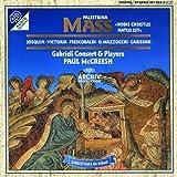 : Palestrina: Mass Hodie Christus Natus Est