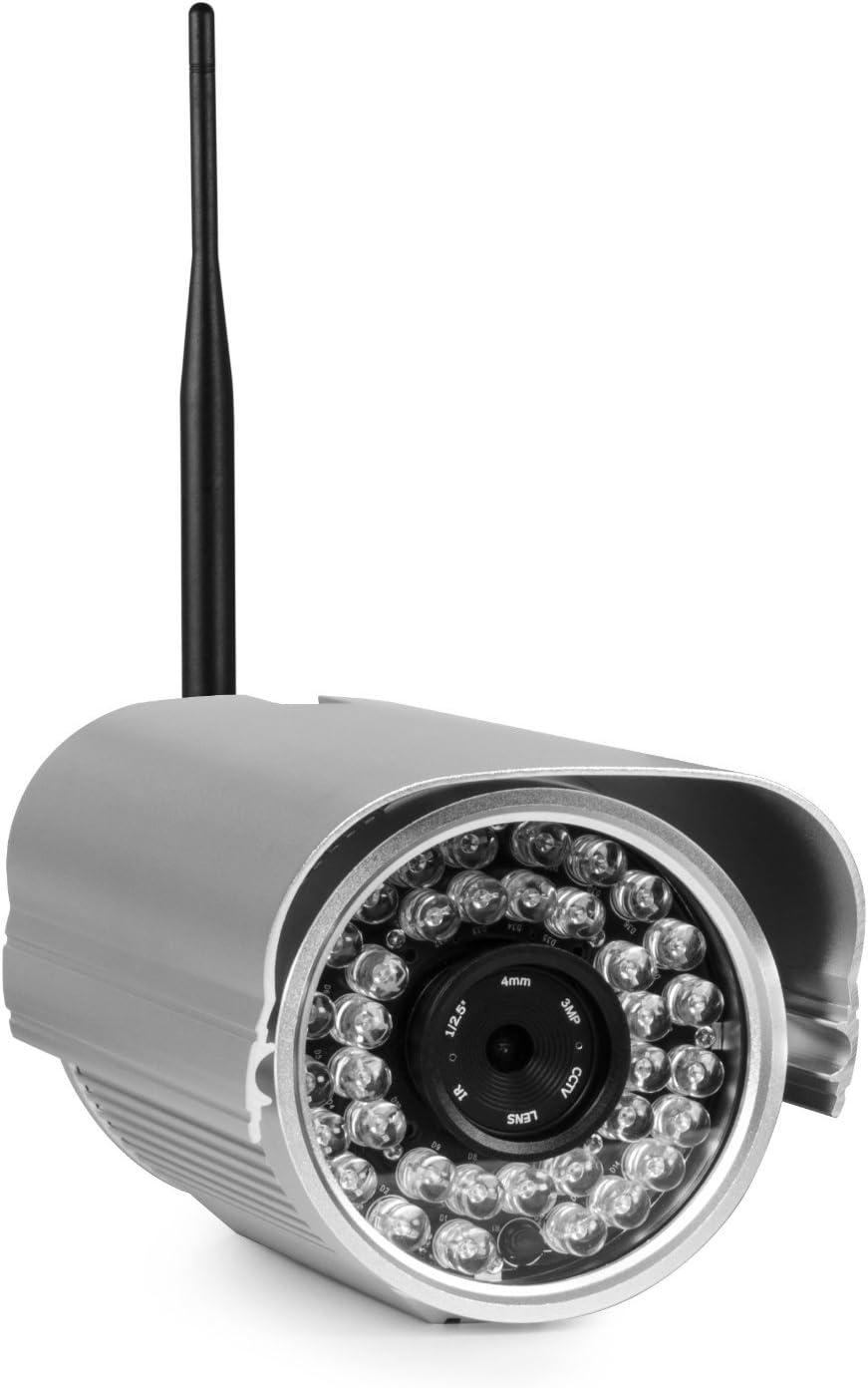 Amazon.com : Foscam FI9805P 960P Outdoor HD Wireless IP Camera (Silver) : Camera & Photo