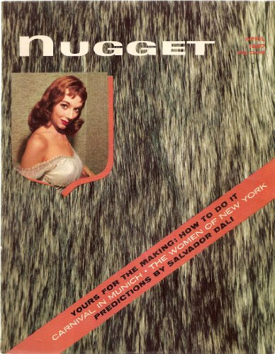 NUGGET MAGAZINE APRIL 1957 MINT CONDITION (Condition Mint Nuggets)
