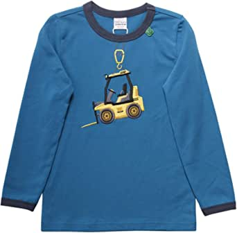 Fred's World by Green Cotton Hello Truck T Baby Camiseta para Bebés