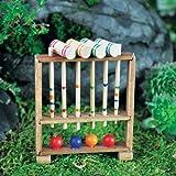 Fairy Garden Miniature Croquet Set