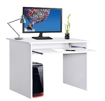 kendan pegasus wei kompakt ecke computer schreibtisch workstation mit ablagen fr home office studie - Kompakte Computerschreibtische Fr Zuhause