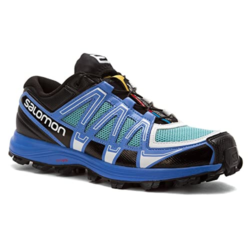 competitive price 0b2f5 7095a SALOMON Women s Fellraiser Blue Running Sneakers ...