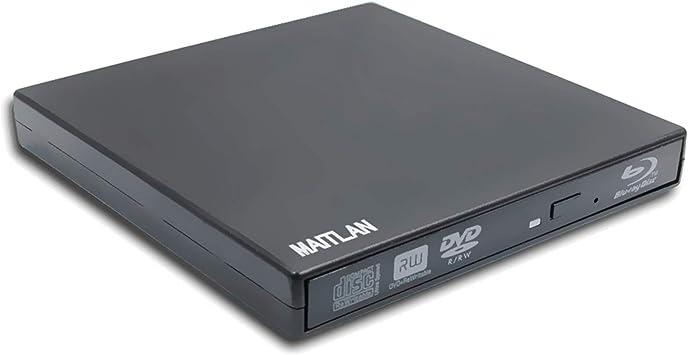 USB 2.0 External CD//DVD Drive for Acer TravelMate 4052WLMi