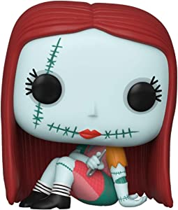 Funko- Pop Disney: The Nightmare Before Christmas-Sally Sewing Figura Coleccionable, Multicolor (48180)