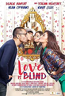Love Is Blind Philippines Filipino Tagalog Dvd Movie