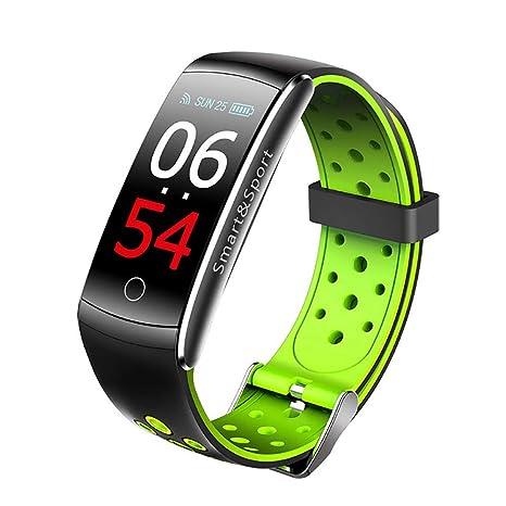 Rastreadores de ejercicios, IP68 Waterproof Activity Tracker Reloj ...