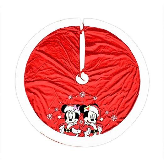 Grupo Ruz Disney - Falda de árbol de Navidad (122 cm), diseño de ...