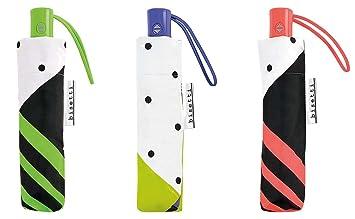 Paraguas Automático Mini Lunares - Bisetti
